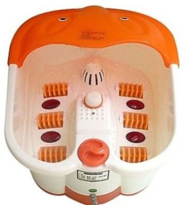 Gadget Bucket Infared Foot Spa Roller Heat Footbath Massager