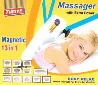 Thrive BRM13 Body Relax Magnetic 13 in 1 Massager