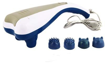 AAROGYA MANDIR MP-222 DOUBLE HEAD MASSAGE HAMMER Massager