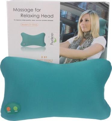 Dolphy Unique Vibration Massage Neck Pillow Massager
