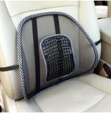 AutoKraftZ blkbackrest02 Car Seat Massag...