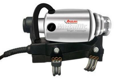 Asbah A203 Metallic Smart Handy Massager Smart Finger Handy Massager