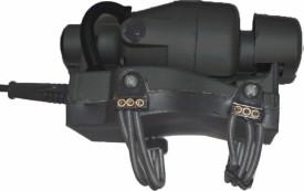 MSE ABC124 Hamza Handy_002 Massager(Black)