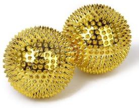 ACS Acupressure Magnetic Ball Set Of 2 Massager