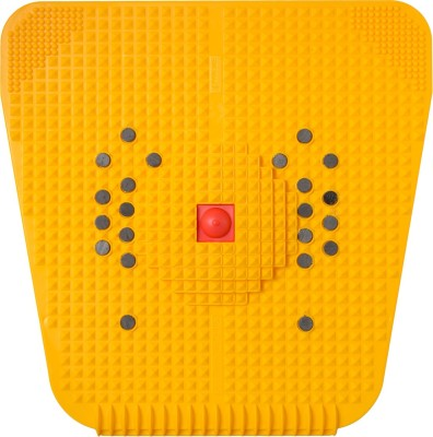 Nirogi Kaya Powermat 2000 Accupressure Mat Massager(Yellow)