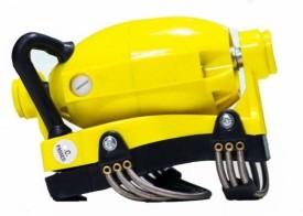 MSE YHM-4000 Kolvin Hamza Vibrate_OPB0144 Massager(Yellow)