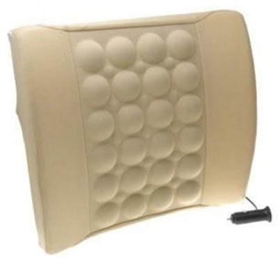 Gadget Bucket 1172015 Vibrating Car Back Seat Cushion for Relaxation Massager