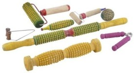 ACS 717 Acupressure Kit Roller Massager