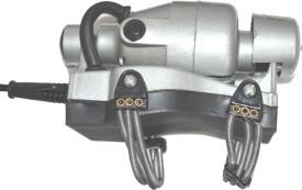 MSE HM-01 Hamza Handy-05 Massager(Silver)