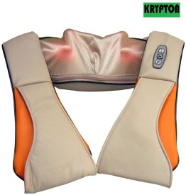 Krypton Electric Shoulder Body Kneading Heating 3D Massager