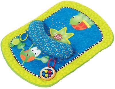 Bright Starts Baby Bath Mat Tummy Turtle - Prop & Play Mat