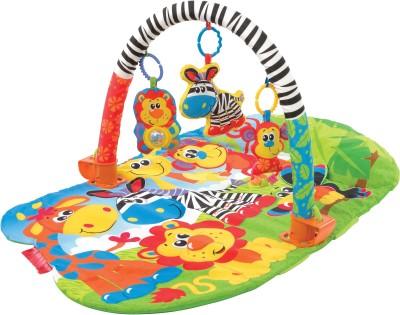 Playgro Baby Bath Mat 3 in 1 Safari Gym