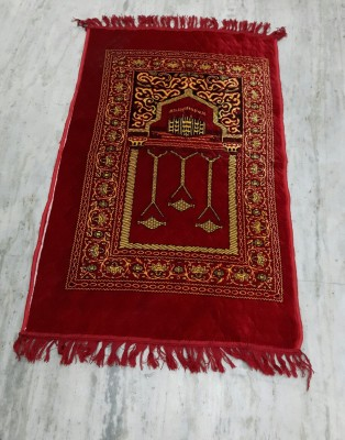MR MACHROLI Jute Medium Prayer Mat prayer(multipal)
