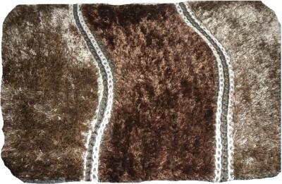 Mrignayaneei Acrylic, Silk, Cotton Medium Door Mat Acrylic Mat