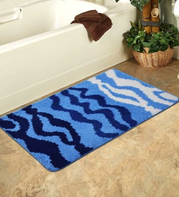 Obsessions Polyester Large Bath Mat SUP38