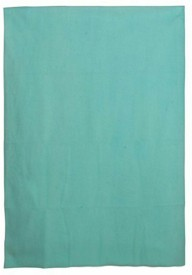 Mee Mee Cotton Sleeping Mat Total dry mattress protector(Green, Large)