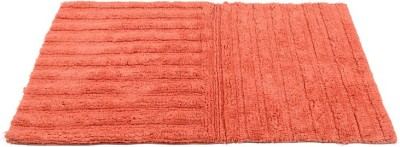 Homefurry Cotton Large Bath Mat Bath Mat, Bath Rugs