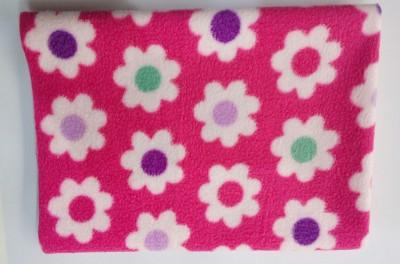Eazi Cotton, Latex Rubber Small Sleeping Mat pink printed eazi dry
