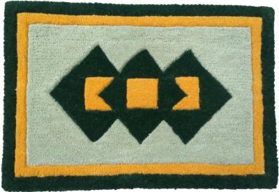 Amit Carpet Wool Medium Door Mat ACI11654145644614