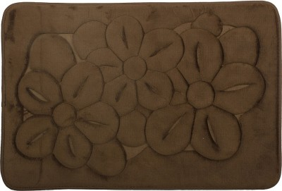BagitNow Non-woven Small Floor Mat Flower