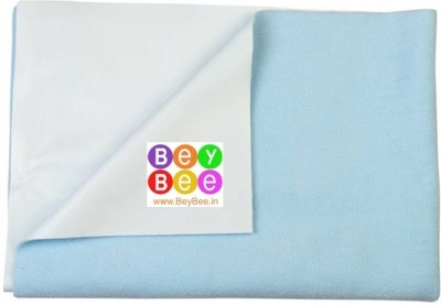 Bey Bee Cotton Small Changing Mat Waterproof Bed Protector Sheet