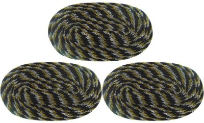 Chaitnya Handloom Cotton Medium Floor Mat Cotton Contemporary Floor Mat