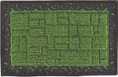 Saprose textiles mat Polypropylene Medium Door Mat Outdoor -Indoor