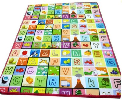 Icable Polyester Pongee Extra Large Floor Mat Baby Crawling Play Safety Kids