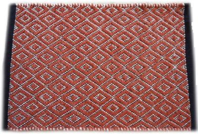 Shopgalore Cotton Medium Door Mat Dice