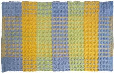 Firangi Cotton Free Floor Mat Firangi Designer Cube Door Mat