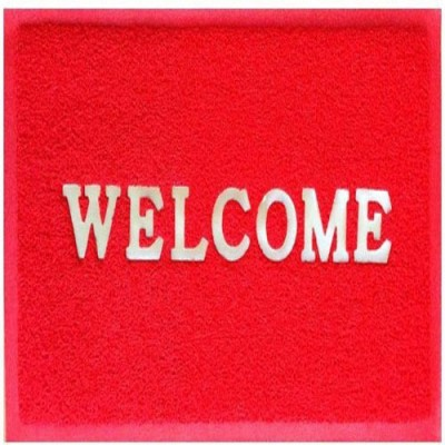 Shree Balaji Home Plastic Medium Floor Mat Doormat