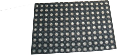 Vg store Rubber Medium Door Mat Hole Mat