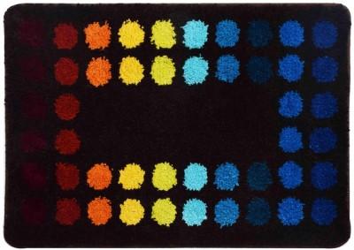 Obsessions Polyester Medium Bath Mat fgfhj135