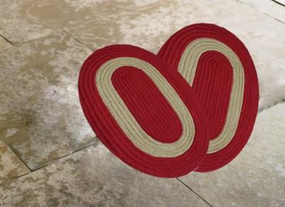Vugis Polyester Pongee Small Floor Mat BATH008