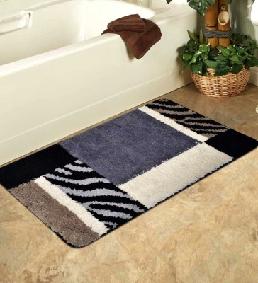 Obsessions Polyester Large Bath Mat SUP30