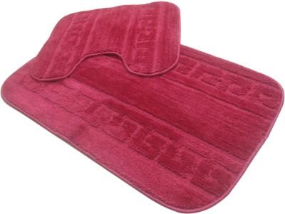 Krishna Carpets Polyester Medium Bath Mat Kc-003