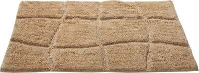 Homefurry Cotton Large Bath Mat Jelly Belly