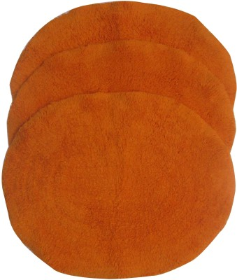 Krishna Carpets Cotton Small Door Mat Oval