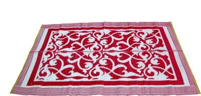 Ritika Carpets Plastic Large Floor Mat Chatai Mat 4 Feet * 6 Feet