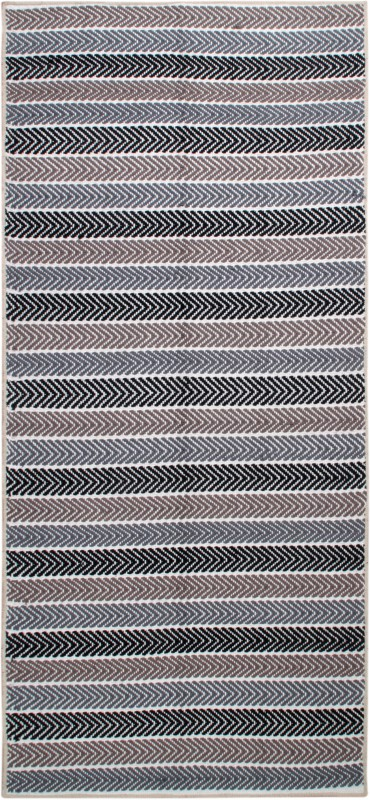 Saral Home Cotton Yoga and Exercise Mat Premium Quality Cotton Yoga/Exercise Mat- 70X170 Cm -1Pc(Grey, Large)