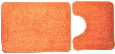 Obsessions Polypropylene Large Bath Mat FRI128