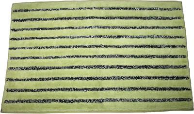 Mankoose Cotton Large Floor Mat BathmatGreen