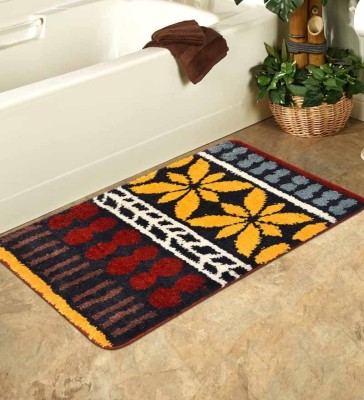 Obsessions Polyester Large Bath Mat SUP32