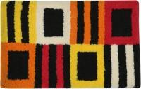 Riva Carpets Polyester Floor Mat Bath Mat(Multicolor, Medium)