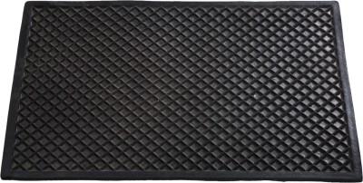 Jain International Natural Rubber Medium Door Mat Mat