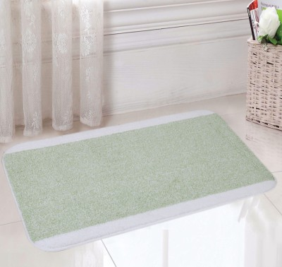 Saral Home Polyester Large Bath Mat Bathmat