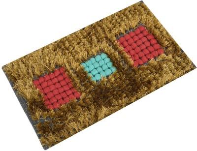 Shresth Lifestyles Wool, Cotton, Polyester Medium Generic Mat SLFDG&R
