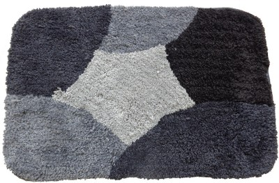 Home Fashion Microfiber Medium Door Mat Bath