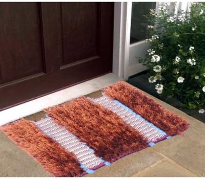 Casa Confort Polyester Medium Floor Mat Door Mat