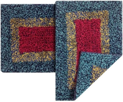 jf Cotton Medium Floor Mat reversable doormat